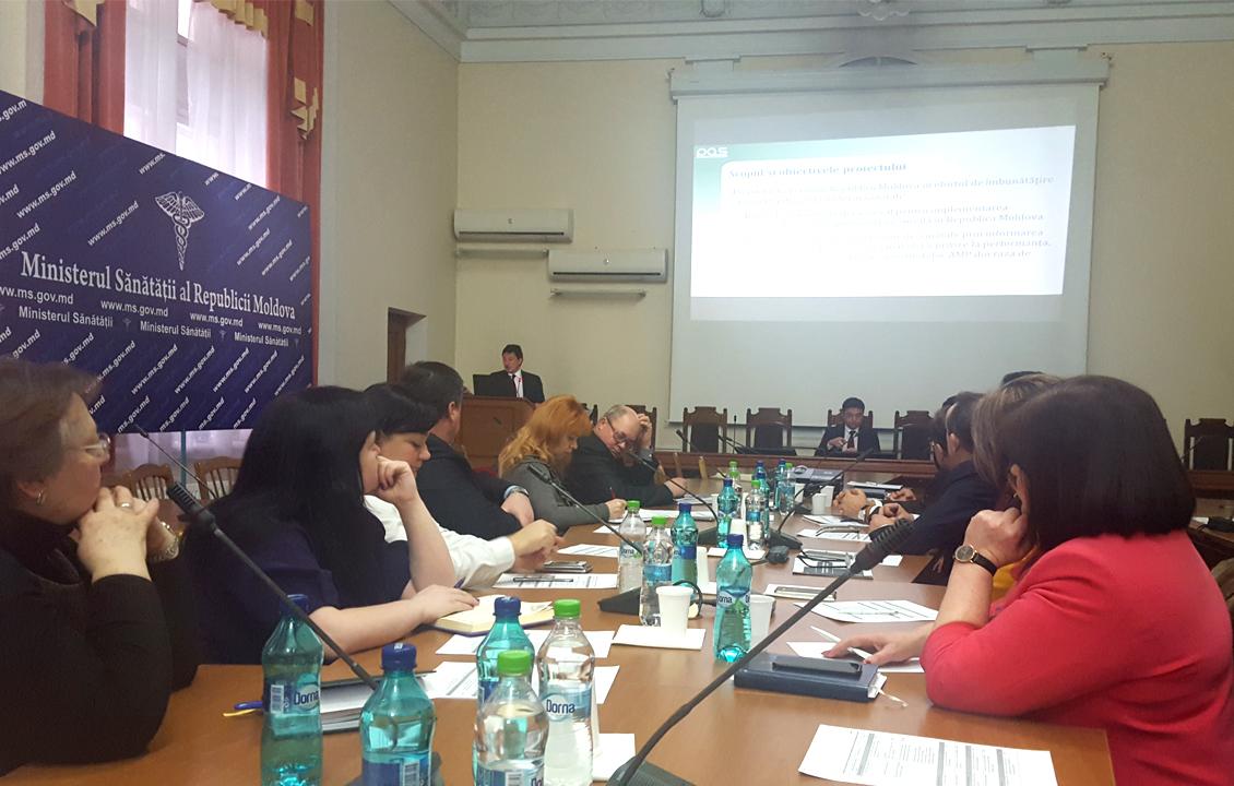 În premieră pentru Moldova, cetățenii vor fi implicați într-un experiment social de  monitorizare a performanței spitalelor publice