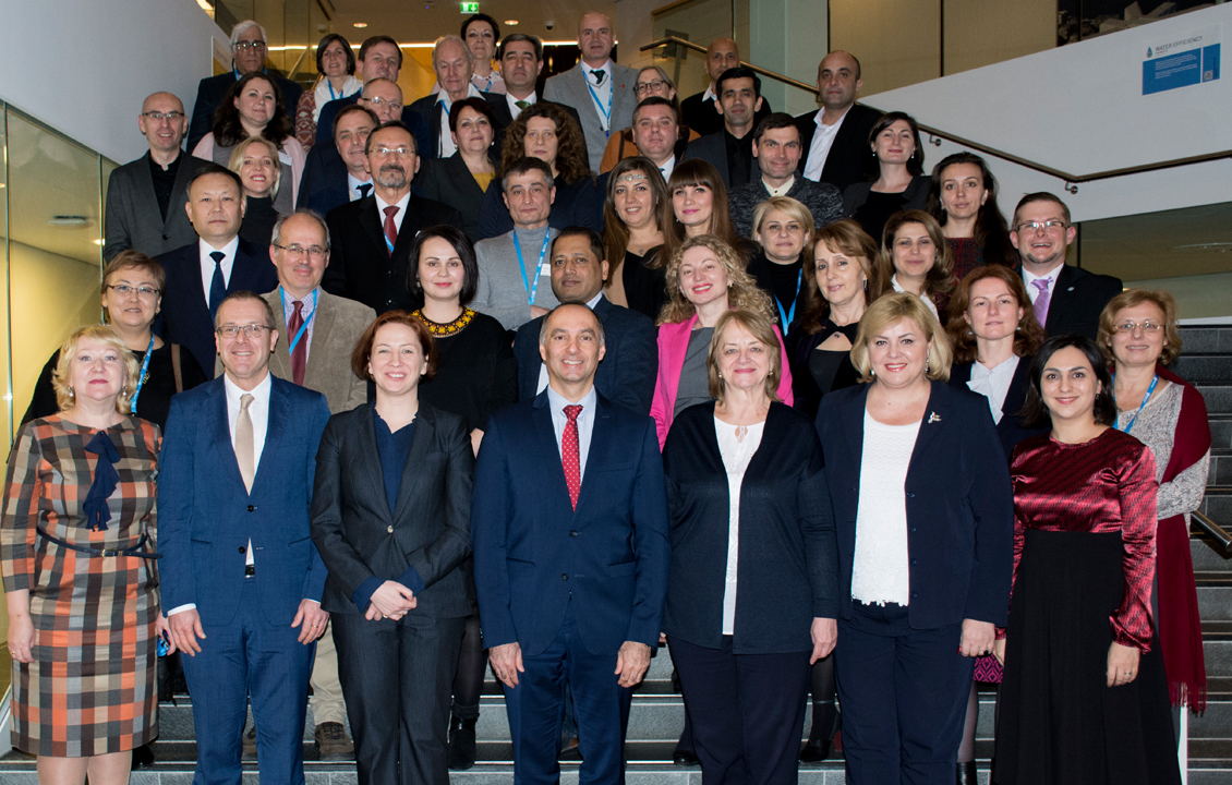 The outcomes of the TB-REP project discussed on December 13-14, in Copenhagen: countries renewed their commitment for TB-REP 2.0