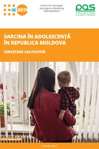 Sarcina în adolescență în Republica Moldova
