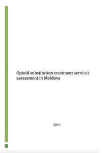 Opioid substitution treatment services assessment in Moldova