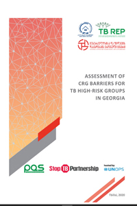 Assessment of CRG barriers for TB high-risk groups in Georgia