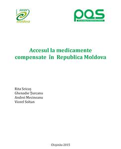 Accesul la medicamente compensate în Republica Moldova