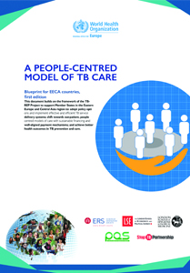 Launch of People-Centered Model of TB Care: Blueprint for EECA Countries