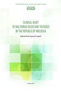 Clinical audit of multidrug-resistant TB cases in the Republic of Moldova