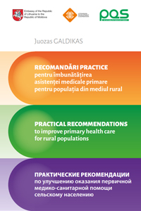 Practical recommendations to improve primary health care for rural populations