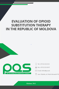 Evaluation of opioid substitution therapy in the Republic of Moldova